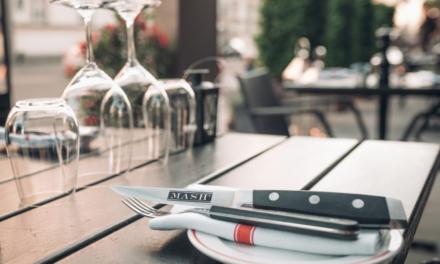 Kulinarischer Sommerabend auf der Terrasse