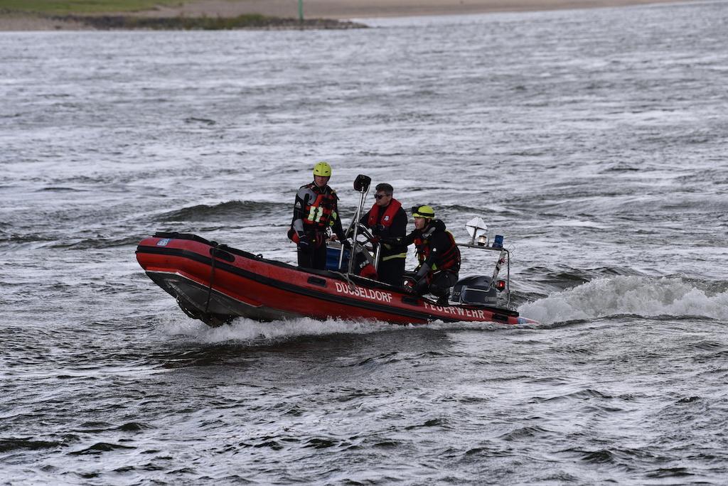 Rettungsmannschaft Feuerwehr Düsseldorf