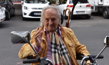 Schnitzel Poldi mit 90 Jahren verstorben