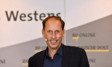 Düsseldorfs GRÜNER OB-Kandidat Stefan Engstfeld startet eigenen Podcast