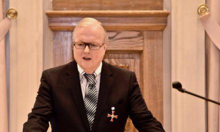 Heribert Klein  für weitere vier Jahre ins   DEUTSCHE KOMITEE FÜR UNICEF gewählt