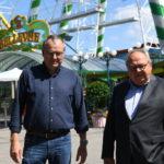 Überraschungsparty für den ehemaligen Messechef Werner M. Dornscheidt