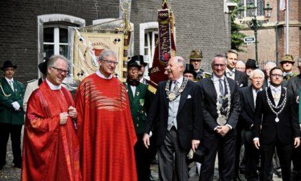 Vesper und Heilige Messe zu Ehren des Stadtpatrons