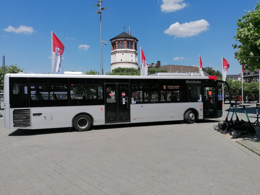 Linie 52 Würzburg