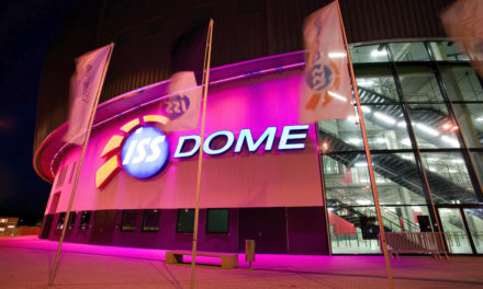 Live Musik-Event im ISSDOME