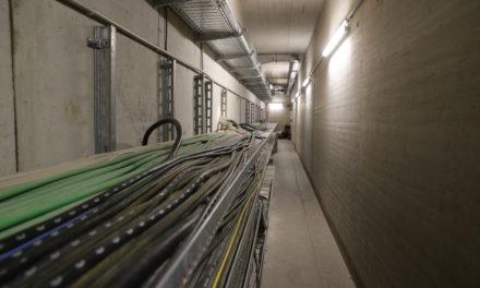 Einblicke in das technische Herz des Rheinufertunnels