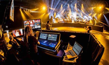 Live-Konzerte der Künstler Aryana Sayeed, Gamma Ray, Lacrimosa und VNV Nation live über das Internet gestreamt