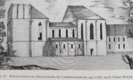 Eine kurze Geschichte der Lambertuskirche