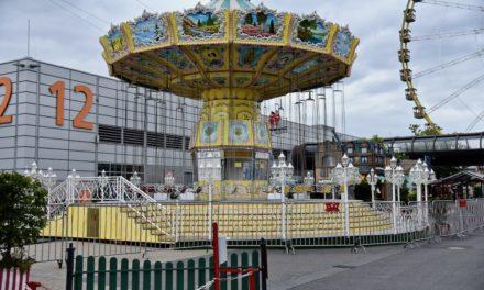 Fünf Wochen Pop-Up-Freizeitpark gehen zu Ende