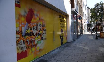 Lego Store in der Flingerstraße eröffnet inKürze