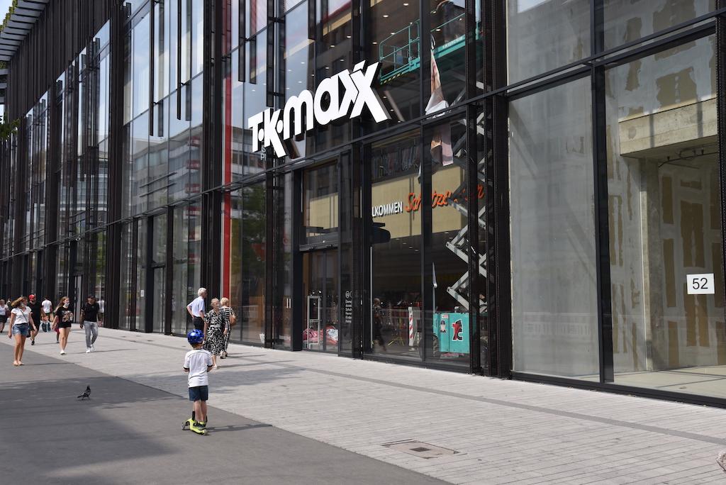 TK Maxx Foto: Lokalbüro