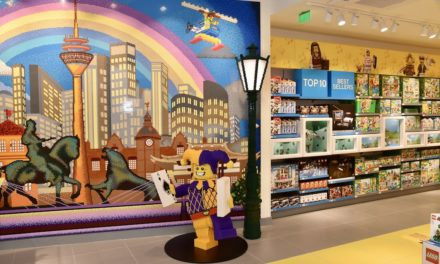 Lego-Store eröffnet am Donnerstag um 10Uhr