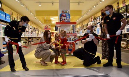 Erster LEGO® Store in Düsseldorf eröffnet