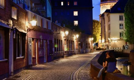 Düsseldorfer Gaslaternen könnten UNESCO-Weltkulturerbe werden