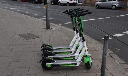 Ein Jahr in Düsseldorf: Lime erweitert Betriebsgebiet