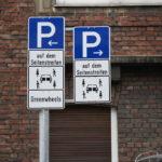 Neues Schilderrätsel in der Altstadt
