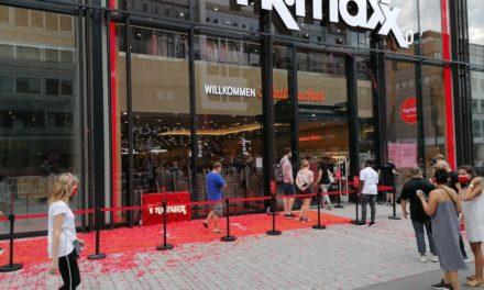 TK Maxx im KÖ-Bogen II hat eröffnet