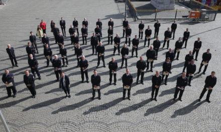 111 Hauptbrandmeister für Düsseldorf