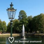 Riesengroße Freude — unsere Düsseldorfer Gaslaternen stehen nun endlich unter DenkmalSchutz!