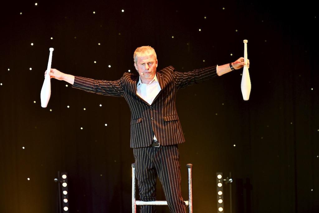 Jens Ohle – Comedy & Moderation Foto: LOKALBÜRO