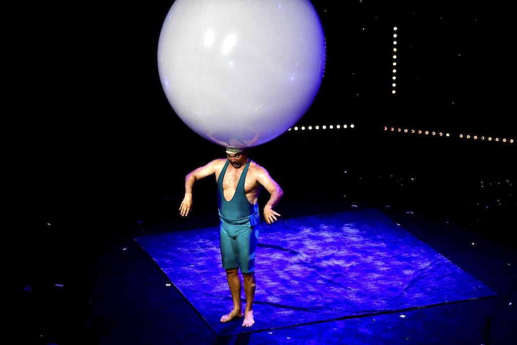Duo Minasov – Quick Change & Ballon Foto: LOKALBÜRO