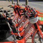 Lime ergänzt Flotte um E-Bikes von Jump