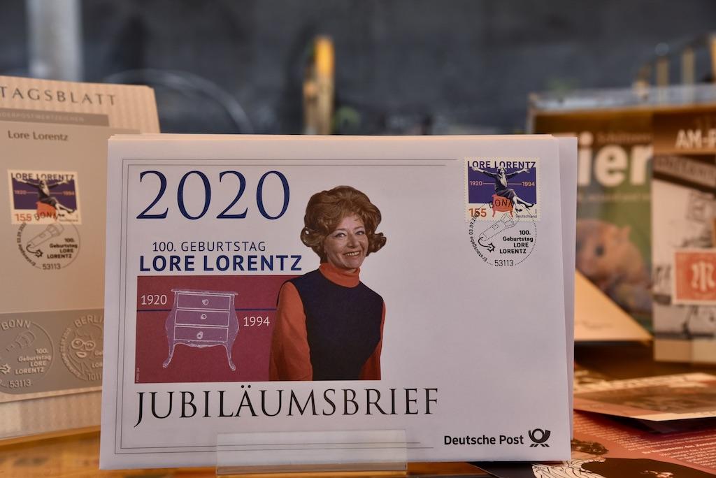 Jubiläumsbrief Foto: LOKALBÜRO