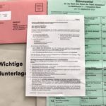 Ehrenamtliche Wahlhelfende gesucht