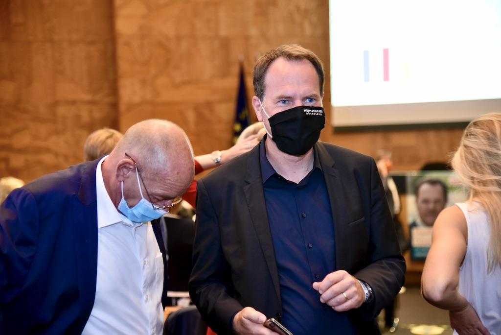 Herausforderer Dr. Stephan Keller Foto:LOKALBÜRO