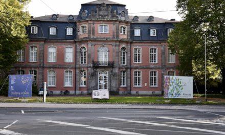 Schloss Jägerhof soll saniert werden