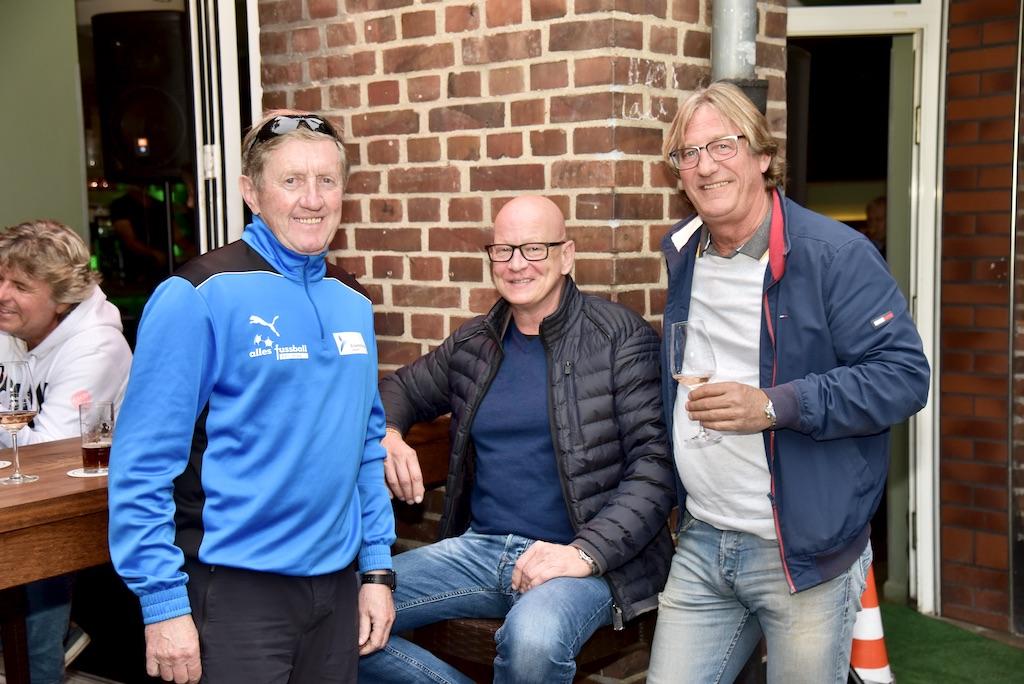 Gerd Zewe, Michael Naseband und Heiko Bach Foto: LOKALBÜRO