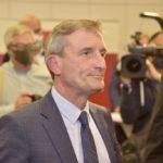 Thomas Geisel tritt sein Ratsmandat nicht an