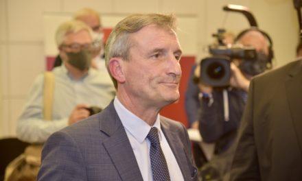 Thomas Geisel tritt sein Ratsmandat nichtan