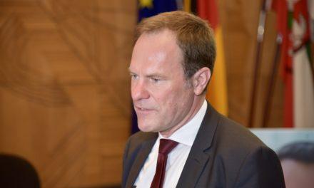 Stephan Keller wird neuer Oberbürgermeister der Landeshauptstadt Düsseldorf