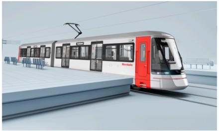 Rheinbahn modernisiert weiter ihre Flotte und beschafft 91 neue Hochflurbahnen