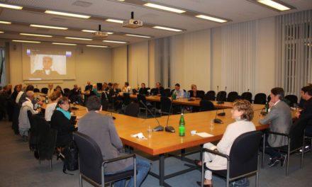 Sondierungsgespräch für eine Fortsetzung der Ampel-Kooperation