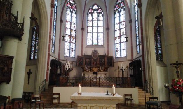 Finale für das 15. Internationale Düsseldorfer Orgelfestival