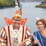 Prinzenpaar regiert bis Ende der Session 2022
