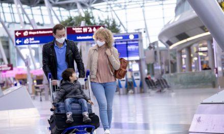 Airport Düsseldorf bereitet sich auf Wintersaison vor