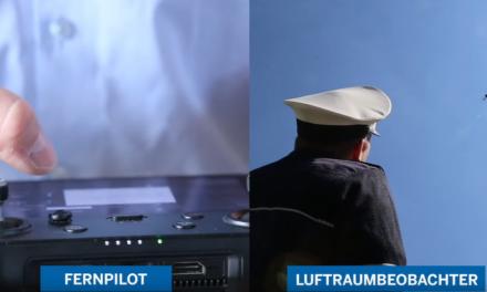 Nordrhein-Westfalen führt Drohnen bei der Polizei ein
