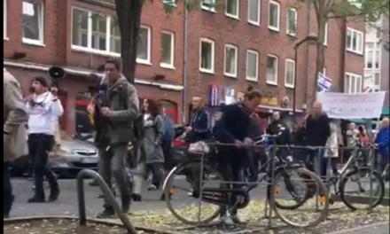 OB Thomas Geisel: Maskenpflicht gilt auch für Demonstranten
