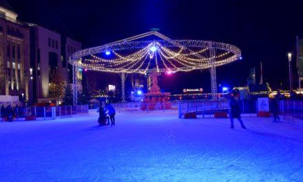 Oskar Bruch sagt DEG Winterwelt auf der Köab