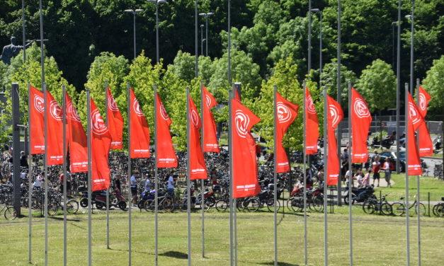 Fortuna Düsseldorf wird von 11teamsports und adidas ausgerüstet