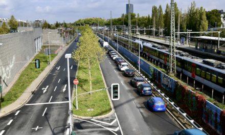 Toulouser Allee: Stadtauswärts gilt jetzt absolutes Haltverbot