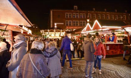 Weihnachtsmarkt in der Düsseldorfer Innenstadt für 2020 abgesagt