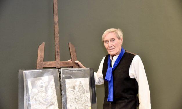 Künstlergespräch mit Bert Gerresheim
