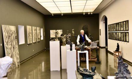 Künstlergespräche und Exkursionen mit Bert Gerresheim entfallen