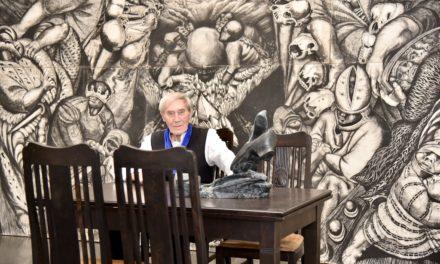 Bert Gerresheim — ein Künstler wird 85Jahre