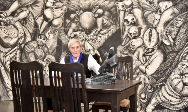 Bert Gerresheim — ein Künstler wird 85 Jahre