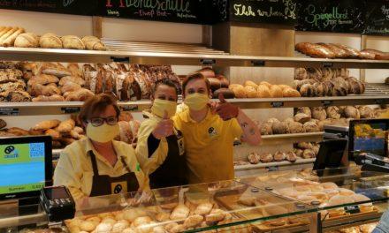Bäckerei Hinkel  wegen Verdachtsfall am Montag geschlossen